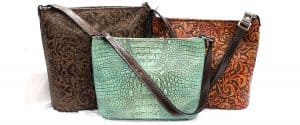 MoonStruck Leather Classic Concealed Carry Purses