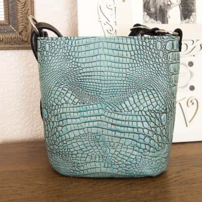 Antique Turquoise Concealed Carry Purse