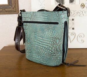 Bucket Style Concealed Carry Purse