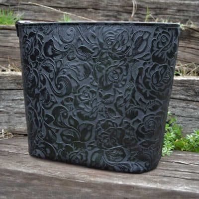 Black Rose Concealed Carry Purse