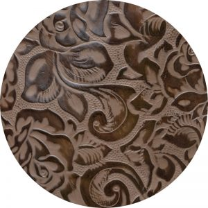 chocolate rose detail
