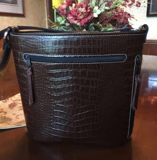 axis bucket concealed carry purse back
