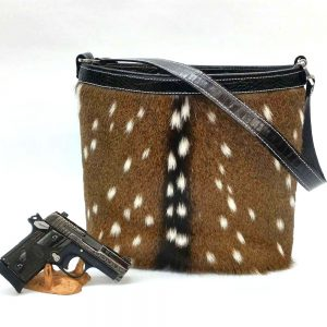 Classic Axis Deer Concealed Carry Purse
