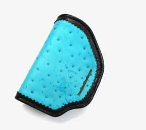 Turquoise Ostrich IWB Holster