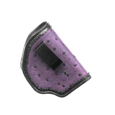 Purple Ostrich IWB Holster