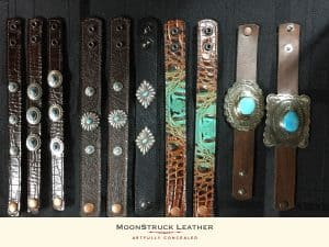 MoonStruck Leather Accessories
