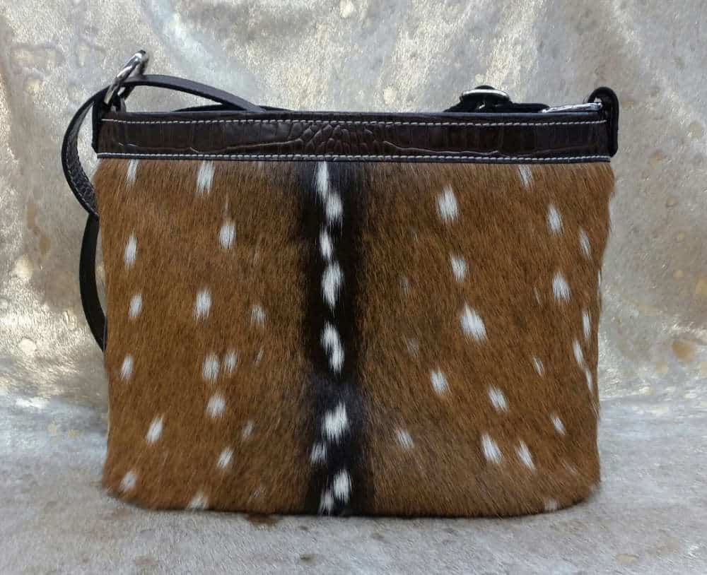 Axis Deer Concealed Carry Purse In Classic Pee