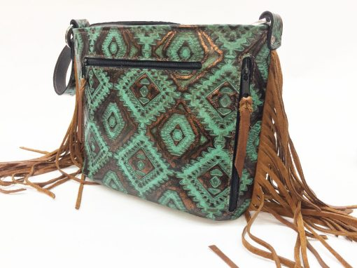 mayan diamond petite classic concealed carry purse