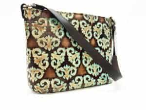 Talavera Turquoise Classic Concealed Carry Purse