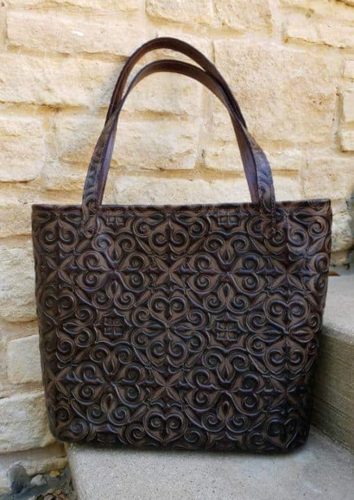 celine copper sienna tote concealed carry tote